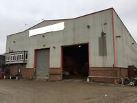 Commercial Workshop/Warehouse TO LET, Wembley Stadium Industrial Area.