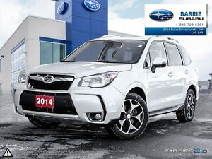 2014 Subaru Forester 2.0XT Limited at Leather, Roof, ,H.Seats,Po