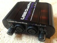 ART USB Dual Pre Preamp/Interface