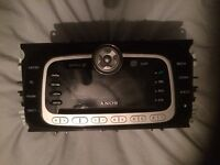 Sony 6 cd stereo in good condition with code