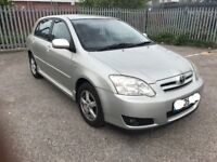 Toyota Corolla 1.4 D-4D T3 Full Toyota Service History 1 Previous Owner