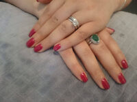 Nails Special Spring Offer! Only 15pounds.