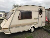 Elddis wisp 2 berth lightweight over 100 vans to be discounted Saturday 15th only