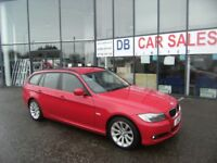 DIESEL !! 2010 10 BMW 3 SERIES 2.0 320D SE TOURING 5D 181 BHP ** GUARANTEED FINANCE ** PART EX WEL
