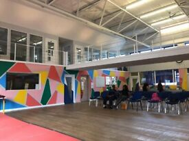 Large Multi-Purpose Hall for Hire in Stockwell! Taking Bookings Now