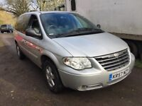 2007 CHRYSLER GRAND VOYAGER EXEC 2.8 CRD DIESEL AUTO STOW & GO 7 SEATER