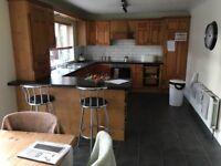 Solid wood door kitchen for sale