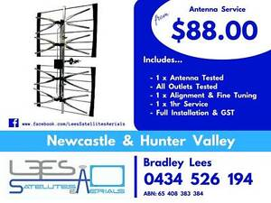 TV Antenna Service $88.00 Windale Lake Macquarie Area Preview