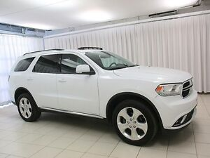 2015 Dodge Durango LIMITED AWD FLEXFUEL SUV 7PASS