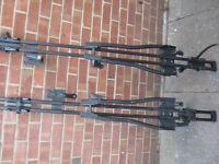 2 lockable halfords advanced bike holders