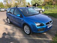 Ford Focus zetec climate tdci estate *new mot*