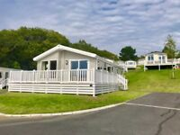 Stunning Holiday Home, Static Lodge for sale at Whitecliff Bay Holiday Park. 2018 site fees inc