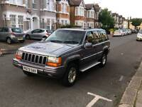 JEEP CHEROKEE 4.0 7 SEATER LIKE AUDI BMW VAUXHALL MERCEDES EXPORT