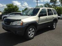 2004 Mazda Tribute A/C MAGS