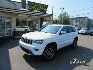 2017 Jeep Grand Cherokee Limited A/C 4X4 DEUX ZONES CUIR CAMERA