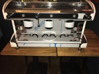 3 group coffee machine - brand new in box RRP £2000!