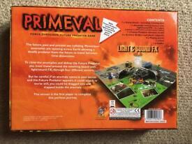 Primeval Board Game