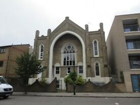 E2 - 2 Bedroom Flat Converted Within A Period Church With Parking Space- To Let - Unfurnished