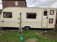 Avondale Dart 556/6 tourer caravan