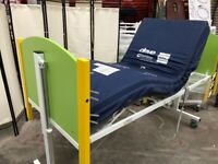Child Disability Electric Nursing Bed/New Bradshaw Junior Hospital Bed & Mattress