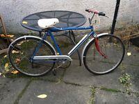 Vintage bicycle gents frame BSA 1960 / 1970s
