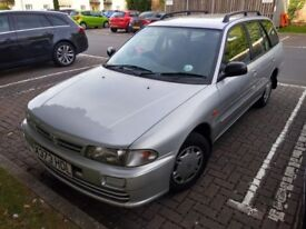 2000 Mitsubishi Lancer, 1.6 Petrol, Excellent workhorse, good condition, large boot