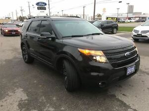 2015 Ford Explorer sport twin turbo loaded! Windsor Region Ontario image 6