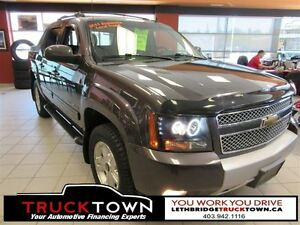 2011 Chevrolet Avalanche LT Z71 LEATHER