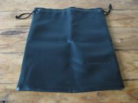 Genuine Sennheiser Headphone Bag - Leatherette Protective Carrying Pouch. Soft.