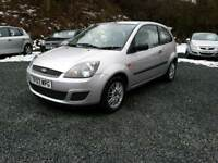 Ford Fiesta 2007, 1.2, FSH+LOW MILEAGE+2 KEYS+1 OWNER, cheap insurance.