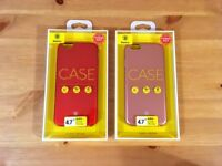 Baseus iPhone 6/6s Red/Pink Case - Mint Condition