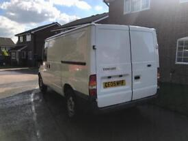Ford Transit SWB 2005 MOT Failed