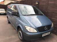 Mercedes Vito 115cdi long only 120000 Miles