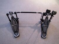 Premier Double Bass Drum Pedal For Sale