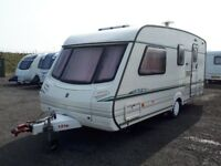 Abby Vogue 416 GTS Caravan 4 person