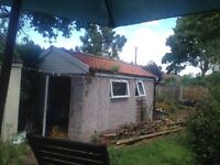 Garden shed/workshop/ summerhouse £100