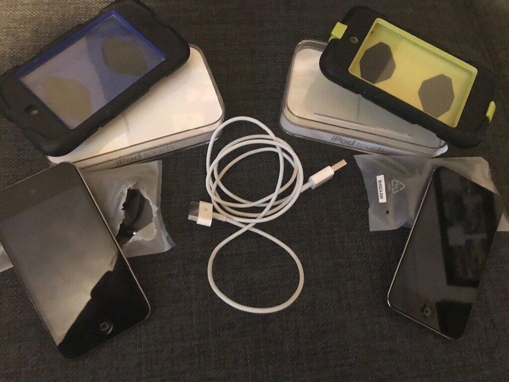 Apple IPod Touch 16GB Black -4th Generation