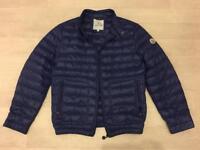 Men's Moncler Jacket - Large - Blue