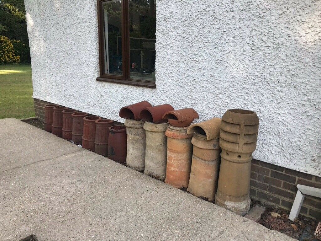 Chimney Pots and Cowls - Low Prices Great Range