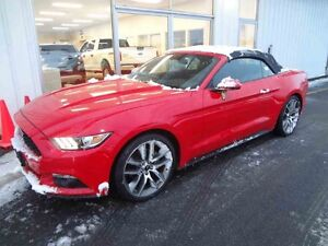 2016 Ford MUSTANG 2.3L EcoBoost/Premium/Nav/Cuir/Bluetooth