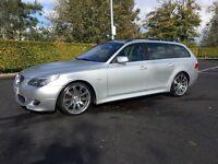 BMW 525d M SPORT diesel not Volkswagen Mercedes