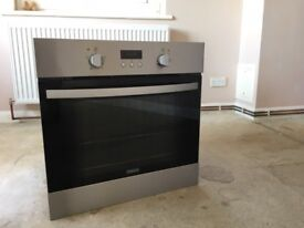 Oven - Zanussi Electric Fan Oven. Good working condition. Only 18 months old.