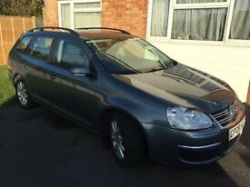 VW Golf Estate Automatic 1.9 Tdi
