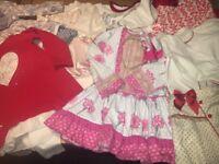 Girls designer clothes bundle