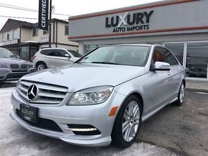 2011 Mercedes-Benz C-Class C250-4MATIC-ROOF-ONLY 47 K