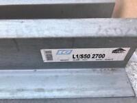 Lg. L1/s50. Steel cavity wall lintel 1 piece 2700 mm