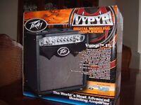 PEAVEY VYPER 15 WATT MODELING AMP.