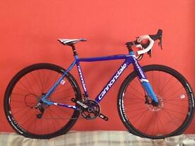 Cannondale cyclo cross bike