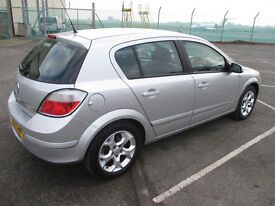 Vauxhall Astra MK5 1.6 16V Petrol (only 38,000 miles on the clock)