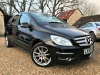Mercedes-Benz B180 CDI Sport Auto Low Miles Superb History 2 Owners Long MOT Blueth Cruise Sensors